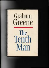 Graham Greene---The Tenth Man---HC/DJ---1st1985---The Bodley Head and Anthony Bl