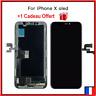 📱🇨🇵 Ecran Pour iPhone X LCD OLED + joint d'étanchéité Original haute qualité