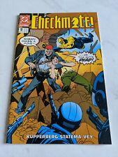 Checkmate #10 Winter 1988 DC Comics
