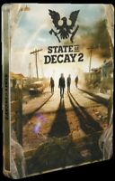 State Of Decay 2 Collectors Edition STEELBOOK ONLY NO GAME Included