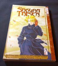Sakura Taisen Manga #3 tokyopop