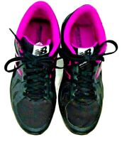 New Balance 790v6 Womens Black/Purple Running Sneakers Shoe Size 8
