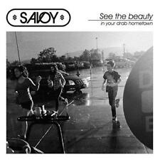 Savoy - See The Beauty In Your Drab Hometown (NEW CD)