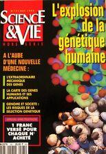 Science et vie n°181 - 1992 - L'Explosion de la Génétique Humaine - Les Genes