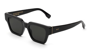 Sunglasses Super By RETROSUPERFUTURE Story Black New Authentic