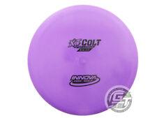 New Innova Xt Colt 172g Purple Black Stamp Putter Golf Disc
