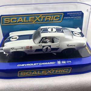 Scalextric Chevrolet Camaro 1970 C2896