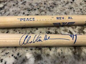 Van Halen Drumsticks !!!!! Alex Van Halen 2007/08 Tour