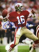 Joe Montana 49'ers HOF Signed Autographed 8 x 10 Photo REPRINT