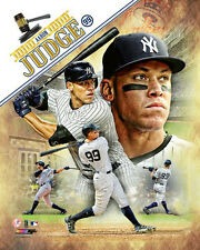 Aaron Judge THE GAVEL New York Yankees 2017 Premium 16x20 Collage POSTER PRINT