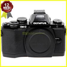 Fotocamera digitale Mirrorless Olympus OM-D E-M10 micro 4/3 MFT Foto e Video HD