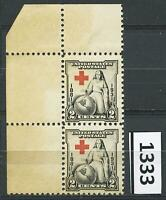 Dealer Dave Stamps 1931 #702 RED CROSS ISSUE, MINT, NEVER HINGED, TONED (1333)