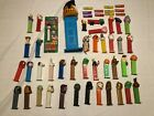 Vintage+Lot+of+40+Pez+Dispensers+12%22+Garfield+2+No+Feet+Star+Wars+and+Many+More