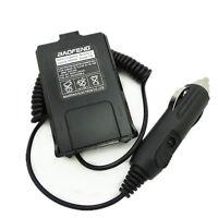 12V Car Cigar Charger Battery Eliminator For UHF VHF Dual FM Radio Baofeng UV-5R