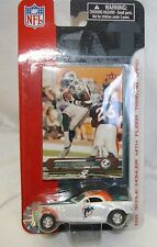 2002 MIAMI DOLPHINS Chris Chambers Chrysler Howler plus trading card SCALE 1:55
