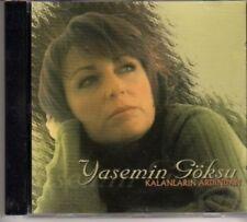 (AT272) Yasemin Goksu, Kalanlarin Ardindan - CD