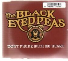 (AV992) The Black Eyed Peas, Don't Phunk With My- DJ CD