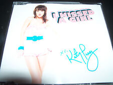 Katy Perry I Kissed A Girl Rare Australian Print CD Single - Like New