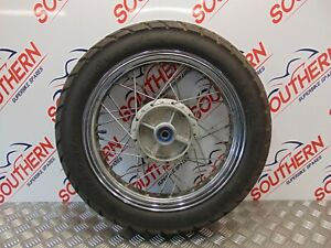 SYM NHT 125 EFI 2020 REAR WHEEL AND TYRE