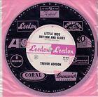 "Trevor Gordon-Little Miss Rhythm And Blues-7"" Single-1965-Leedon-LK-924-Bee Gees"