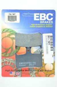Standard Organic Brake Pads EBC FA187