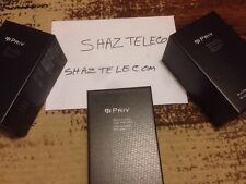 SEALED BOX BlackBerry Priv - STV100-1, 32GB - Black (Unlocked) Smartphone