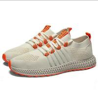 Men's Athletic Sneakers Fashion Sports Running Trainers Breathable Casual Shoes