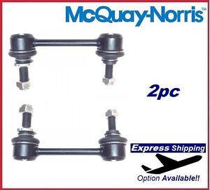 MCQUAY-NORRIS Sway Stabilizer Bar Link Rear For BMW ALPINA B7 750LI Kit K750408