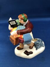 """Dept 56 Snow Village Accessory """" Laundry Day"""" #55017 New in Box"""