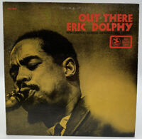 Eric Dolphy Record Album Out There Vintage Stereo Prestige Jazz 7652 21-20
