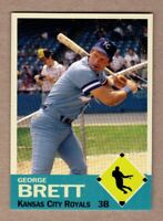 George Brett '85 Kansas City Royals Monarch Corona Diamond Collection #26