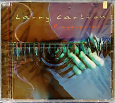 LARRY CARLTON - FINGERPRINTS - WARNER BROTHERS - 2000 CD - STILL SEALED