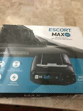 ESCORT MAX 360 Max Radar Detector