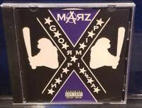 Marz of Dark Lotus - Gorilla Pimpin CD Mixtape rare insane clown posse twiztid