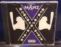 Marz of Dark Lotus - Gorilla Pimpin CD Mixtape rare insane clown posse twiztid