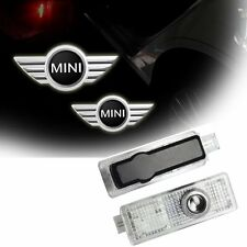 2 PCS LED Door Courtesy Laser Shadow Light for BMW Mini One Cooper S Countryman