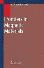 Frontiers in Magnetic Materials (2010, Paperback)