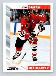 1992-93 Score USA/American Hockey (High Grade+) You Pick $0.99: Buy 1,Get 1 FREE
