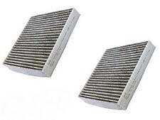 2x Carbon Cabin Air Filters for Toyota Avalon Camry Tundra Corolla RAV4 Matrix