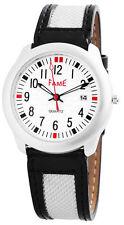 Lässige Armbanduhren aus Kunstleder mit Datumsanzeige