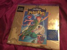 Disney Peter Pan CAV gatefold, laserdisc-Sealed