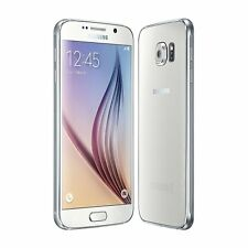 Unlocked Samsung Galaxy S6 SM-G920A 32GB - Pearl White (AT&T) 4G LTE Phone