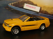 ROAD TRIP Pacific Coast Highway 2008 FORD MUSTANG GT/CS ✰orange✰loose Greenlight