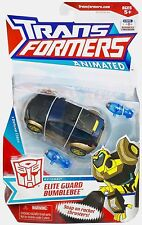 Transformers Animated Elite Guard Bumblebee Deluxe Class New 4 inch from 2008