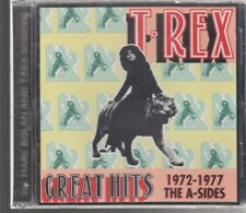 t rex great  hits 1972 - 1977 the a-sides cd uk