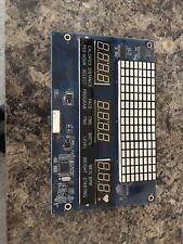 1 Cybex 625 T treadmill Display Board