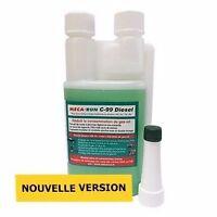 ADDITIF TRAITEMENT MECARUN C99 DIESEL REDUIT LA CONSOMMATION DE GASOIL 500ML
