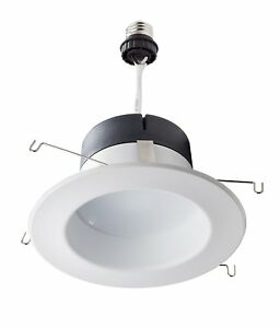 """Philips 65W LED Recessed Retrofit Trim Ceiling SpotLight Dimmable Daylight 5"""" 6"""""""