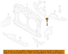 NISSAN OEM-Radiator CCore Support Bolt 01121N8041