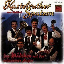 Kastelruther Passeri La ragazza con gli occhi Margie (tracce 12, 1983)